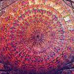 Różowy meczet