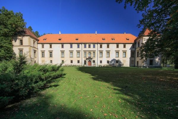 Mały Wawel, czyli zamek w Suchej Beskidzkiej