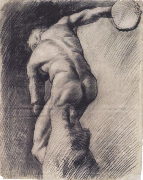 Dyskobol - van Gogh