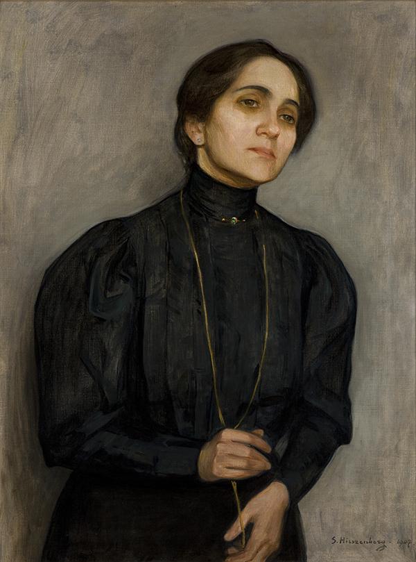 Portret Marii Feldmanowej