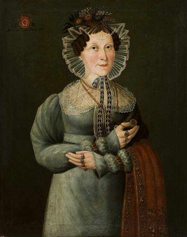 portret Zuzanny Colonna-Walewskiej