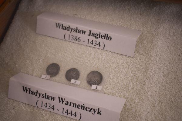 monety bite za życia Władysława Jagiełły